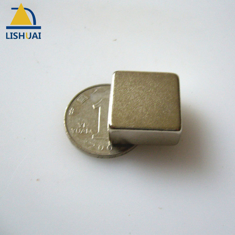 1Pc Super Strong Neodymium Magnet Block Cuboid Rare Earth Magnets N35 20 x 20 x 10mm hakkin 5pcs super strong neodymium magnet block cuboid rare earth magnets n35 20 x 10 x 2mm