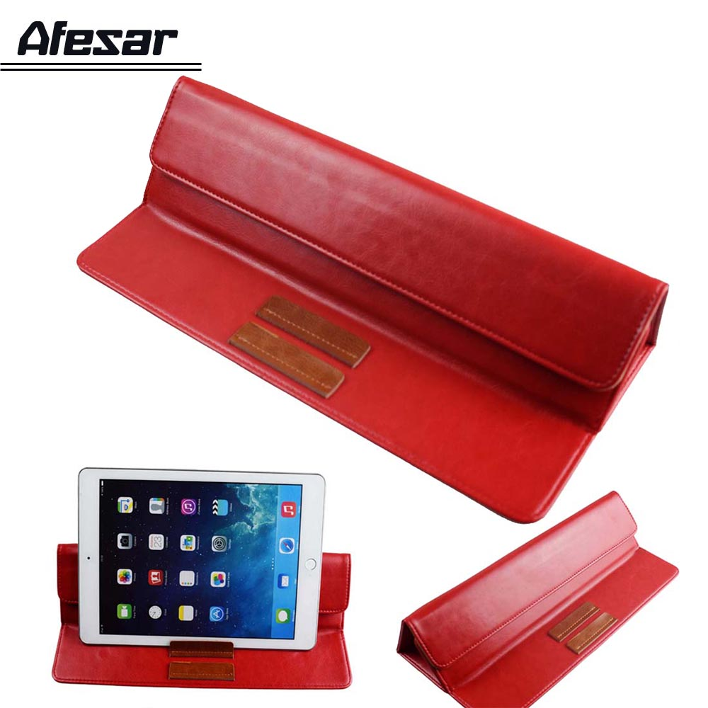 z300 DIY folding stand cover case for all iPad 9.7 10.5 Samsung tab note 10.1 asus tablet and huawei T1 10 B8080 leather bag