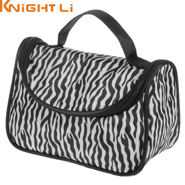 2018 Hot Sale Make up Organizer Bag Men Casual Travel Multi Functional lady Cosmetic Bag Storage Bag Makeup Handbag dropshipping hot sale 2017 pencil golf bag men double thickening cotton travel bag for golf clubs with wheels large capacity storage golfbag