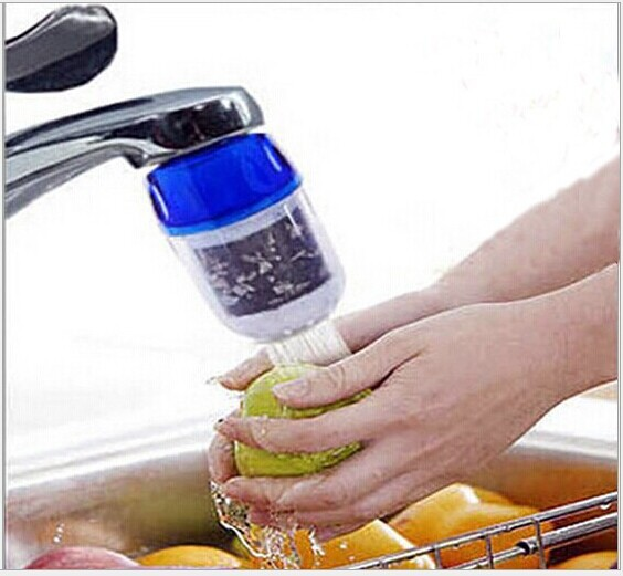 Water Filter Carbon Activated Purifier Kitchen Water Alkaline Ionizer Faucet Filter Cleaner Filtration Alkaline Water Ionizer цена