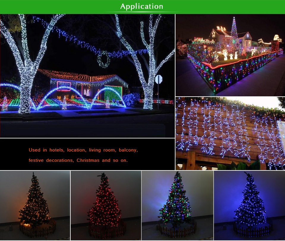 HTB14mqDXiDxK1RjSsD4q6z1DFXat - Christmas Decorations for Home Fairy Lights Outdoor Indoor Led String light Party Weeding Adornos Navidad Natal Ornaments Decor