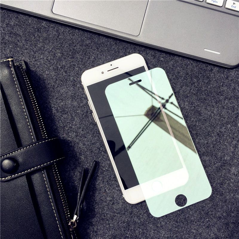 Image 5 - Mirror Tempered Glass For iPhone X XR XS MAX Screen Protector Glass For iPhone 6 6s 7 8 Plus 11 Pro Protective Glass Guard Cover-in Phone Screen Protectors from Cellphones & Telecommunications