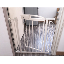 Hot Sale kid Child Protection baby Safety Door Gate For Home Safety 74*81cm
