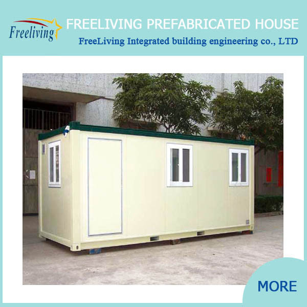 Prefab Container Home Prefabricated Container House China