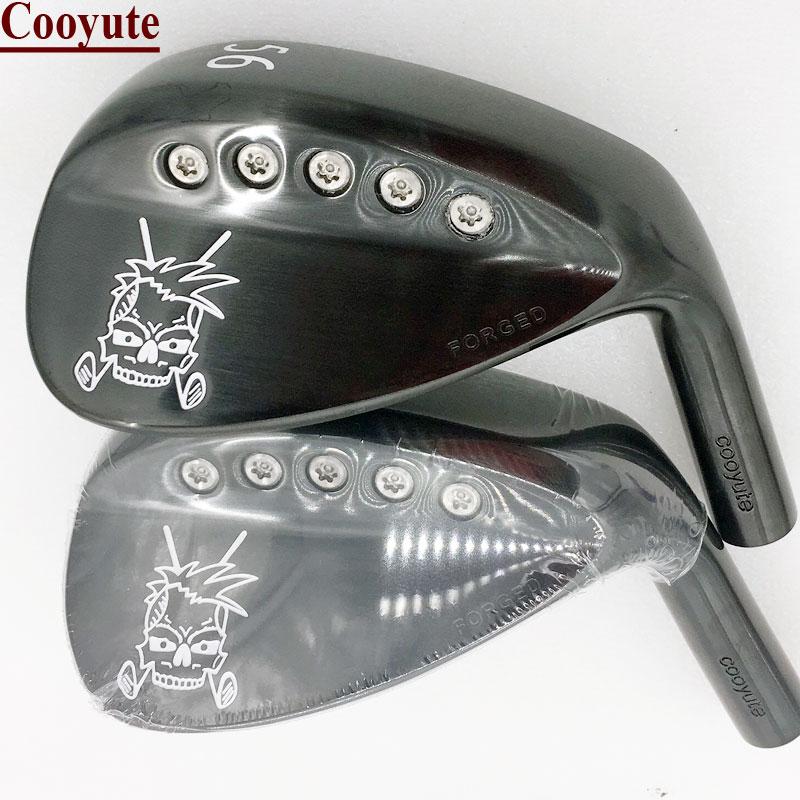 NOI capete de golf Cooyute FORGED Craniu negru Capete de golf și - Golf - Fotografie 1
