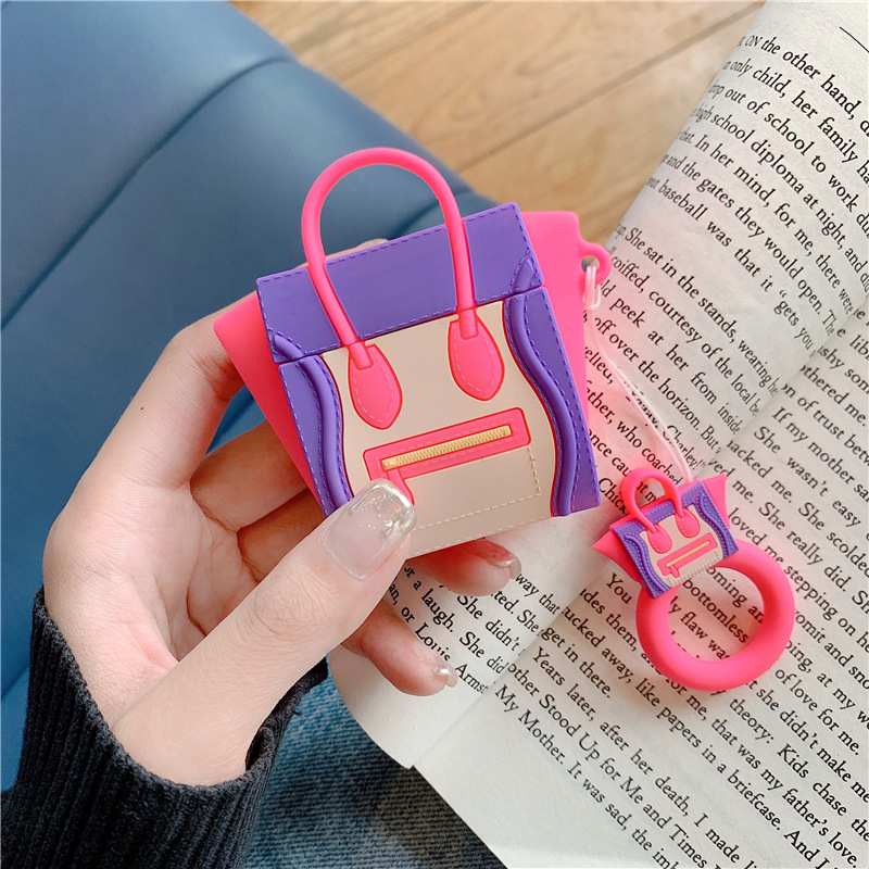 Cartoon Bag AirPod Case 4