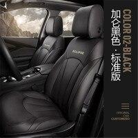 Автомобильный интерьер все включено четыре сезона покрытие для сидения из искусственной кожи подушка для 2018 2019 Mitsubishi Eclipse Cross автомобильный