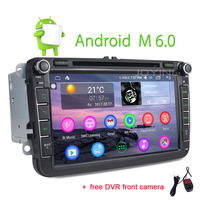 New Model Android 5 1 8 Car Stereo DVD Player GPS Navi For VW Jetta Passat