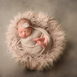 D&J Newborn Photography Props Soft Baby Fur Blankets Faux Fur Background Blankets Cute Infant Kids Fotografia De Baby Fotografia