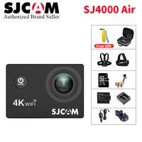 Cheap SJCAM SJ4000 AIR 4K Action Camera Full HD 4K 30fps WiFi Sport DV Mini Helmet Camera Waterproof Sports DV J CAM 4000 Series