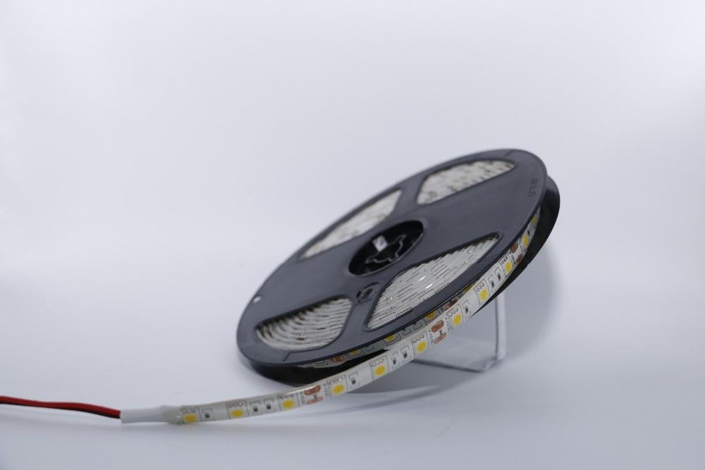 HTB14msFXdzvK1RkSnfoq6zMwVXaA DC12V 1/2/3/4/5M 5050 SMD RGB LED Strip Light Waterproof Led Tape flexible Strip Light 60Leds/m Tira Home Decor Lamp Car Lamp