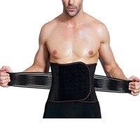 Slimming Shapewear Belts Waist Trainers Underwear Massage Firm Control Belly Fat Lost Corset Modeling Strap Support