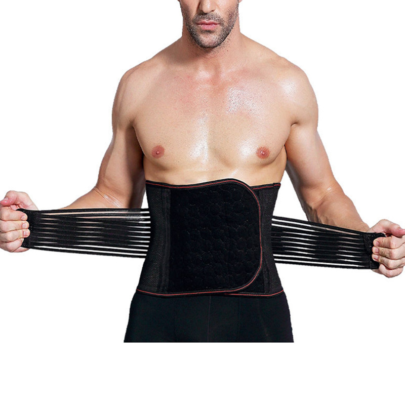 Slimming Shapewear Belts Waist Trainers Spodní prádlo Masážní firma Control Belly Fat Lost Corset Modeling popruh Support Body Shaper