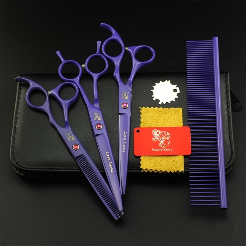 Pet Grooming Scissors (10)