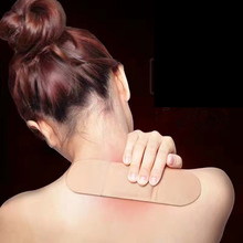 6 Pcs Wormwood Hot Compress Neck And Knee Waist Palace Cold Moxibustion Dysmenorrhea Dampness