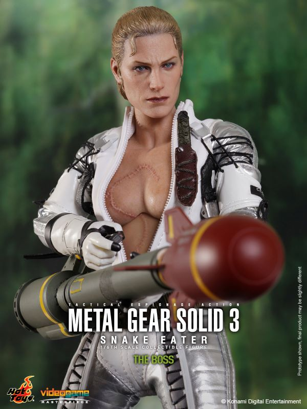 1/6 scale figure doll Metal Gear Solid 3 Snake Eater the boss,12 action figures doll.Collectible figure model toy metal gear solid action figure sons of liberty figma 298 soldier pvc toy 16cm anime games figures snake collectible model doll