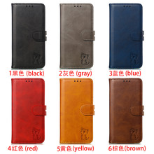 цена на A50 Luxury Flip Leather Phone Cases on For Samsung Galaxy A50 A30 A70 A60 A40 A20 A10 M10 M20 M30 Case Wallet Card Cover Coque