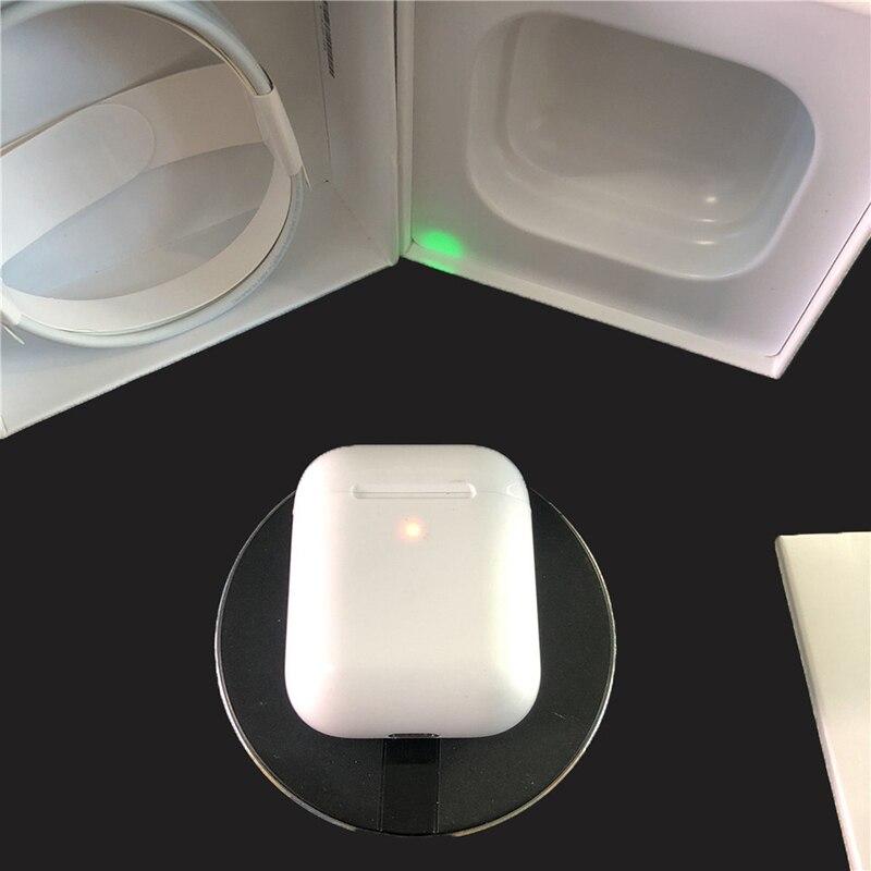 2019 nouveau Air 2 Bluetooth écouteurs W1 puce Pop Up Windows écouteurs sans fil casque pour iPhone écouteur 2 génération i80 i10 tws