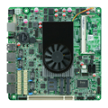 Intel atom d525 4 * intel 82583 v gigabit ethernet dual core network security firewall motherboard mainboard
