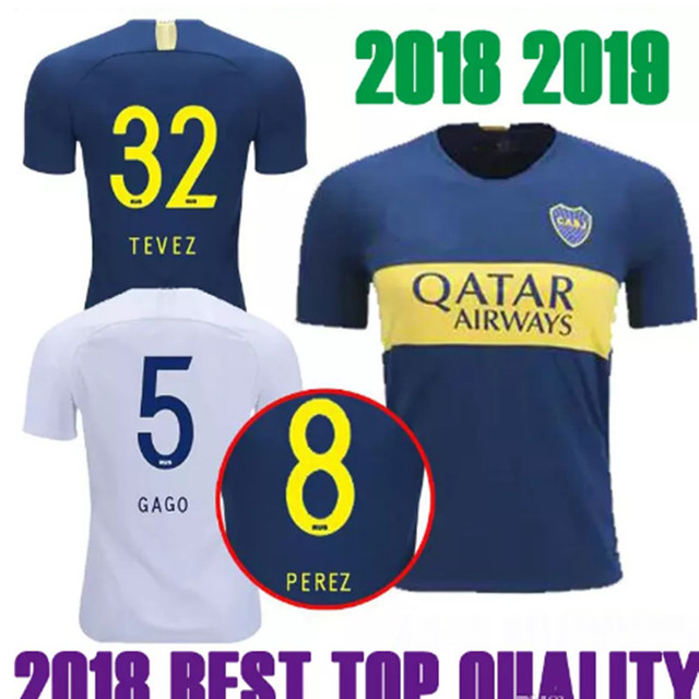 Boca Camisa Adults 2019 2018 Best Shirt Leisure Juniors Shirts T LqMzpGSUVj