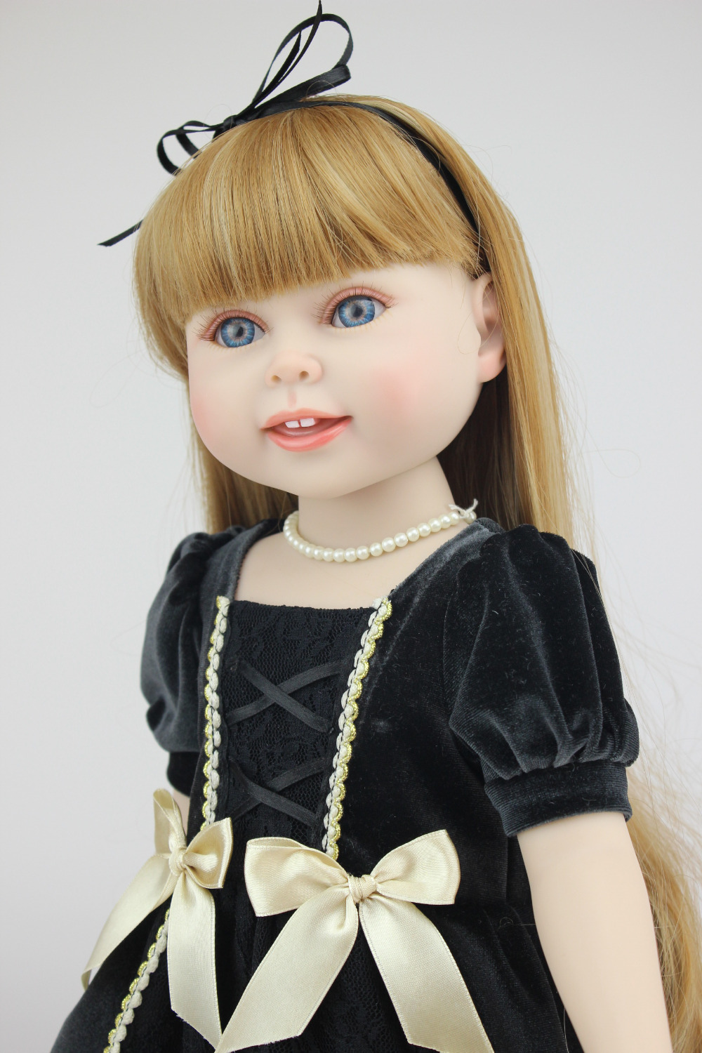 New Silicone Vinyl Doll Reborn Babies 45cm Dolls for America Girl Toys  Lifelike Newborn Baby Bonecas Best Gift For Kids Child new 35cm silicone vinyl doll reborn baby dolls girl toys soft body lifelike newborn babies bonecas toy best gift for kid child