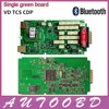 A Quality 2015 R3 2014R2 Latest Software Single Green Board TCS CDP Pro With Bluetooth Flight