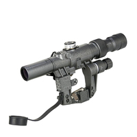WIPSON New 3 9x24 Tactical Rifle Scope Magnifying 3X 9X For Outdoor Use And Hunting