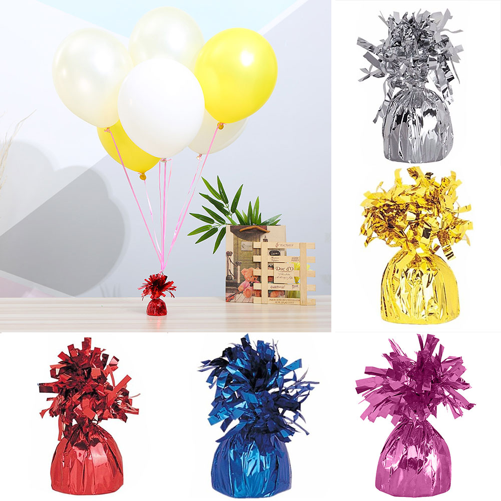 Birthday Bright Color Small Valentine 39 s Day Wedding Gravity Block Christening Table Party Decorations Cute Balloon Weight Tassel in Ballons amp Accessories from Home amp Garden