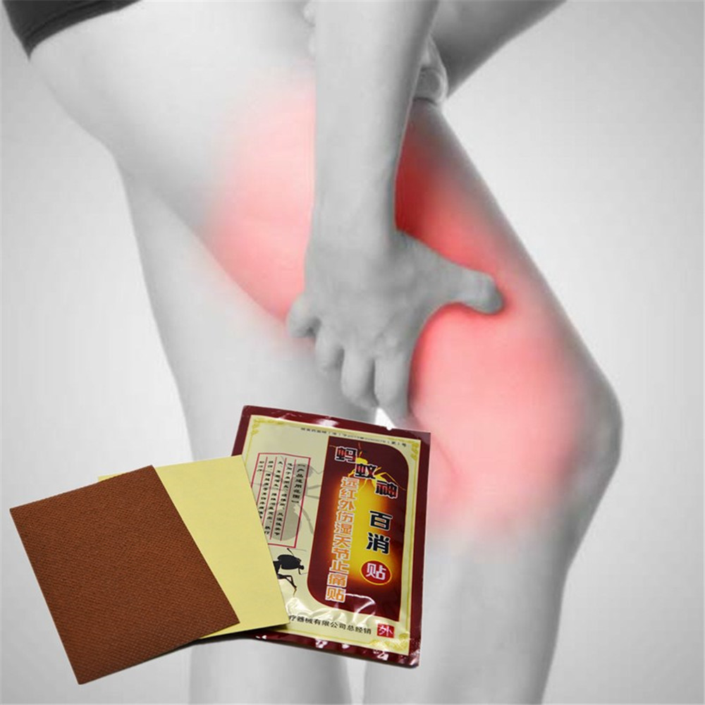 DISAAR Analgesic Chinese Medicated Patch Ant venom Essential Oil Pain relief Plaster for Neck Back Massage Relaxation Patch