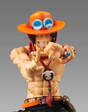 Anime uma peça 18cm bjd junções movable ace pvc action figure coleção modelo brinquedos
