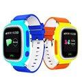 WIFI GPS детские часы ДЕТИ Smart watch ребенка с сенсорным экраном SOS Вызова Расположение DeviceTracker Безопасный Anti-Потерянный Monito