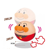 Anpanman electronic toy funny jumping and singing electric toys tumbler doll USB charging toys for children birthday Xmas gift