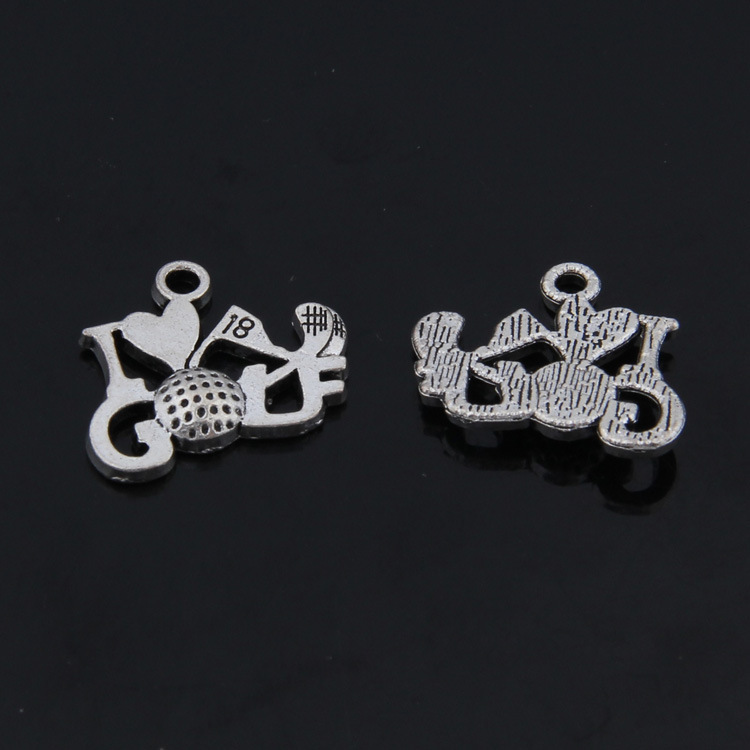 Good Deal Free Shipping Diy Jewelry Wholesale Silver Charms
