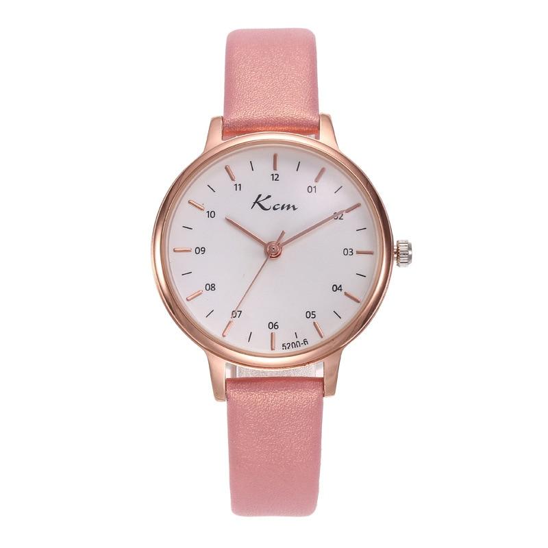 2018 New Fashion Hollow Analog Watches Women Luxury Brand PU leather Bracelet watches цена