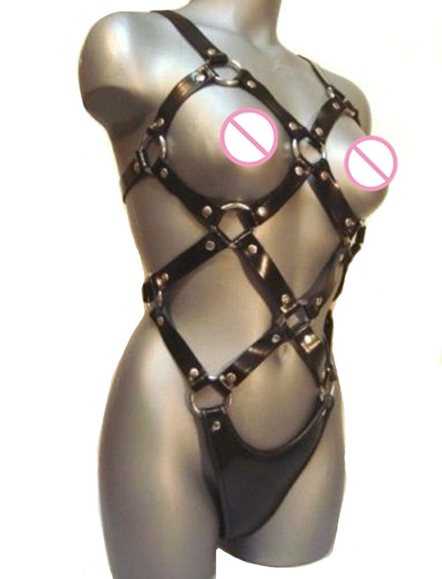 заросшие вагины бдсм бондаж в кожаных ремнях фото боли