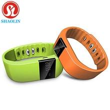TW64 Фитнес-Деятельность Трекер Bluetooth 4.0 Flex Smart Watch Wristband Sport Смарт Браслет Шагомер Для IOS Android System