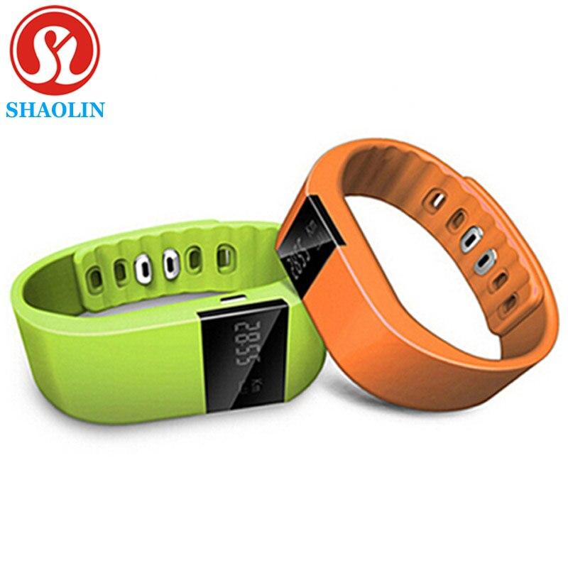 imágenes para Tw64 gimnasio actividad rastreador bluetooth 4.0 flex smart watch deporte pulsera inteligente podómetro pulsera para ios sistema android