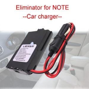 Image 2 - Leixen Note Batterij Eliminator Voor Leixen Note 25W Draagbare Radio Walkie Talkie Voeding 12V Autolader