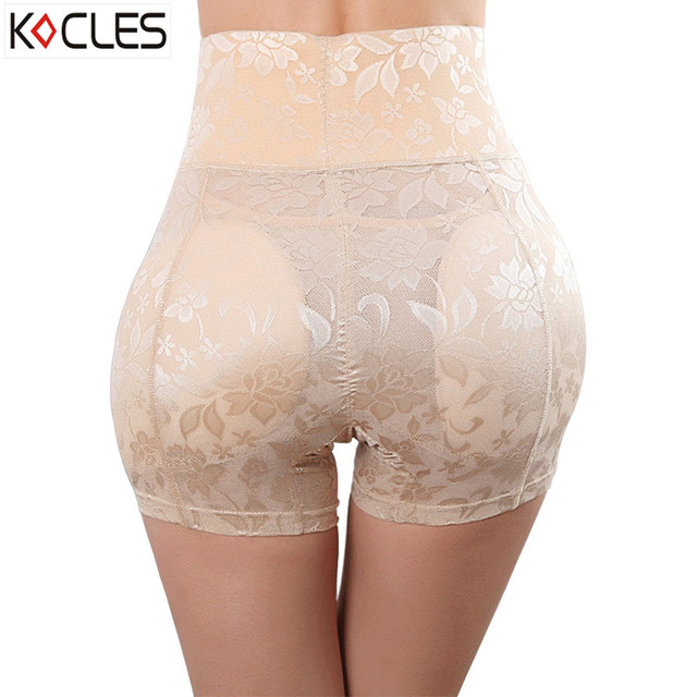 55e734a8f6d 2017 Women s Butt Lifter Tummy Control Padded Panties Shapewear Hip Butt  Enhancer Body Shaper Hot Shapers Slimming Underwear-in Control Panties from  ...