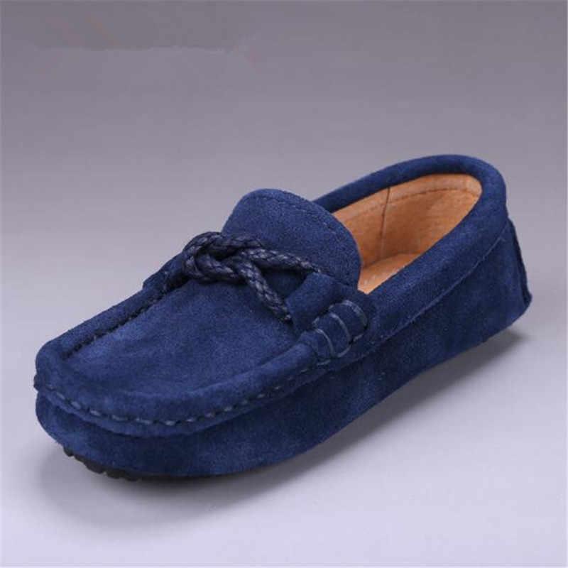 ילדים חדשים שמלת נעליים מקרית אופנה נעלי תינוק נעליים פעוטה נעלי בני תלמיד ילדים דירות 04