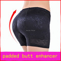 Mujeres sexy hip butt enhancer acolchado bragas de la talladora butt lift hip up pads butt fake ass