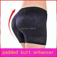 women sexy hip padded butt enhancer panties butt lift shaper hip up underwear fake butt pads