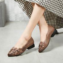 Г.; женская обувь для вождения из натуральной кожи на низком каблуке без застежки; мокасины; лоферы; sapatilha espadrillas 3936