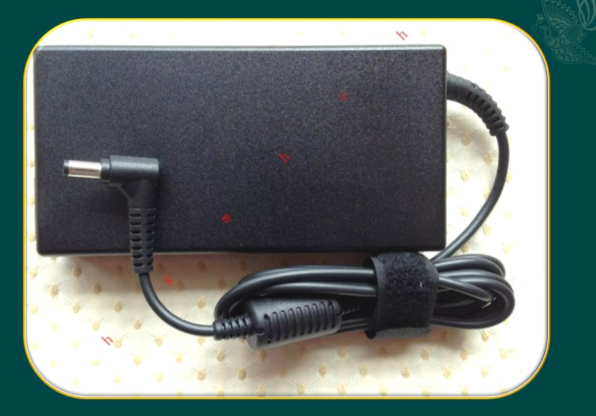 Laptop AC Adapter For MSI GP60 GE60 GP70 GE70 120W Model: ADP-120MH D S/N: B1IW43101YY 19.5V 6.15A Power Charger 19v 9 5a 180w ac laptop adapter power supply for msi gt60 gt70 notebook adp 180eb d charger