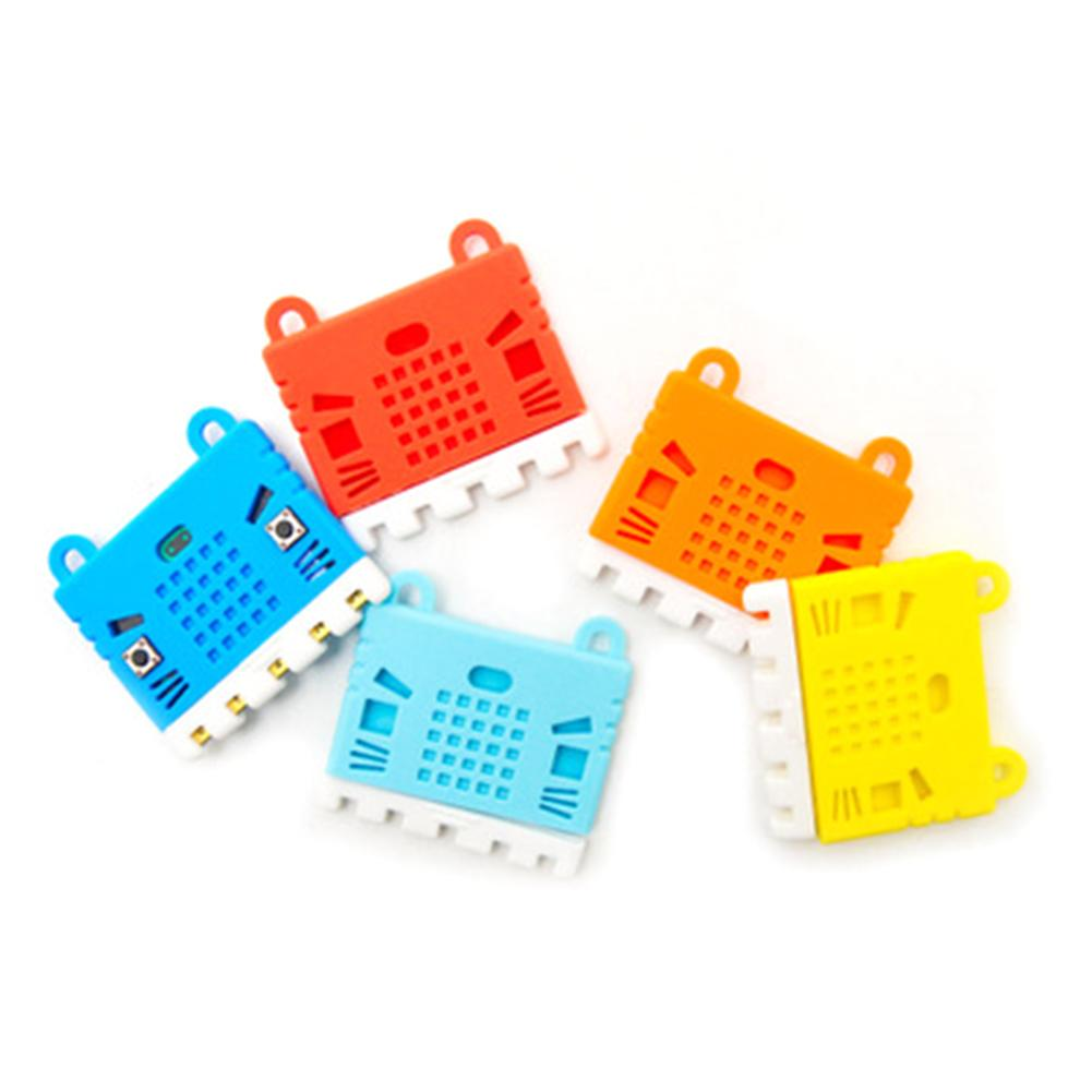 Protective Case Silicone Cover For BBC Microbit Development Boards Yellow Blue Red Green Protector