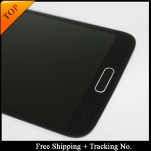 Image 2 - 100% tested Super AMOLED LCD For Samsung S5 LCD G900F LCD For S5 G900 G900F G900H Display LCD Screen Touch Digitizer Assembly