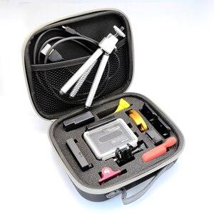 Image 5 - LBKAFA EVA Tragbare Handtasche Reise Lagerung Schutz Tasche Fall für GoPro Hero 9 8 7 6 5 4 SJCAM SJ4000 SJ6 YI Kamera Zubehör