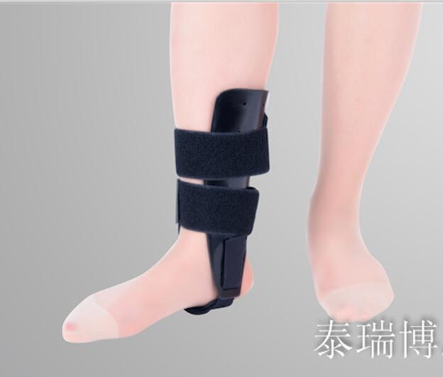 все цены на Free Shipping Medical Orthosis Rehabilitation Drop Orthosis Corrective Footrest Shoes Hemiplegia Varus Ankle Brace Ankle Support