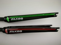 New products for AK88 all carbon fiber bicycle parts fork 700CC