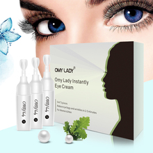 OMYLADY Anti Wrinkle Aging Eye Cream Ageless Effectively Remove Dark Circles Puffiness Repair Lifting Moisturizer